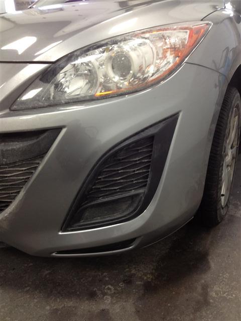 bumper repair dent pro